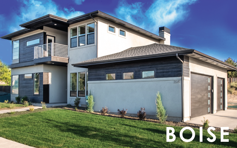 Boise Homes & Real Estate