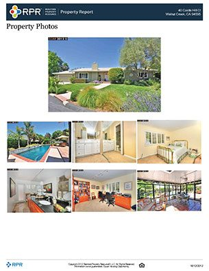 Comprehensive Property Report Sample (Page 5)