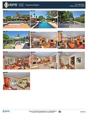 Comprehensive Property Report Sample (Page 6)